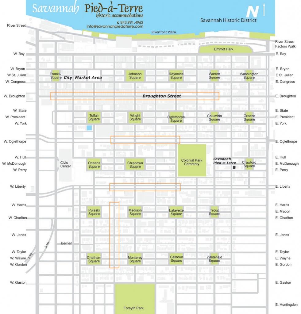 Savannah Base Map Full Superb Map Of Savannah Georgia Historic - Printable Map Of Savannah Ga Historic District