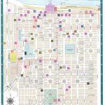 Savannah Ga Downtown Historic District Map   Savannah Georgia   Printable Map Of Savannah Ga