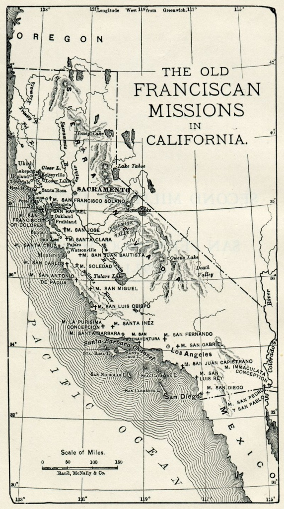 Scvhistory | Early California | Antonio & Ygnacio Del Valle's - Early California Maps
