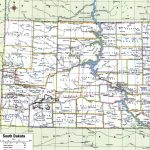Sd County Map And Travel Information | Download Free Sd County Map   South Dakota County Map Printable
