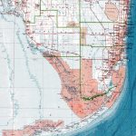 Se Maps - Topographic Map Of South Florida