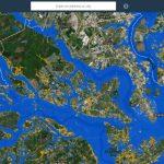 Sea Level Rise Viewer   Florida Sea Level Map