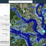 Sea Level Rise Viewer   Florida Water Rising Map