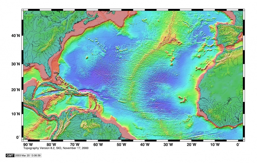 Sea Surface Temperature - Imcs Coastal Ocean Observation Lab - Florida Water Temperature Map