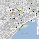 Seattle Maps | Washington, U.s. | Maps Of Seattle   Seattle Tourist Map Printable