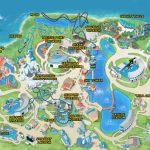 Seaworld Parks & Entertainment | Know Before You Go | Seaworld   Sea World Florida Map