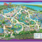 Seaworld Parks Orlando Tickets | Discount 3 Day Multi Park Passes   Sea World Florida Map