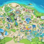 Seaworld San Diego Map Sea World 5   World Wide Maps   Printable Sea World San Diego Map