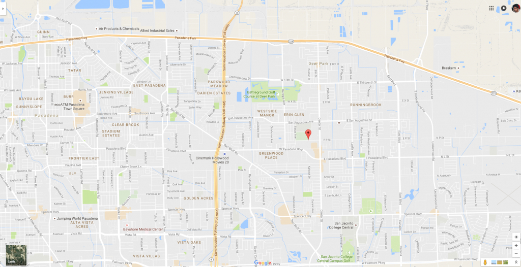 Shelter-In-Place Order Lifted For Deer Park-Area Residents - Houston - Google Maps Pasadena Texas