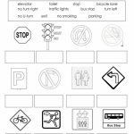 Signs And Symbols | Learning For Kids | Worksheets For Kids   Map Symbols For Kids Printables