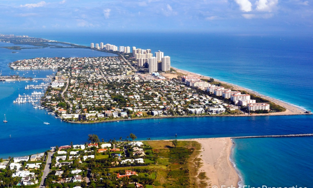 Singer Island Condos & Real Estate For Sale | Echo Fine Properties - Singer Island Florida Map