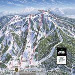 Snow Summit Trail Map | Onthesnow - Big Bear Mountain Map California