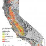 Soil Suitability Index Identifies Potential Areas For Groundwater   California Soil Map