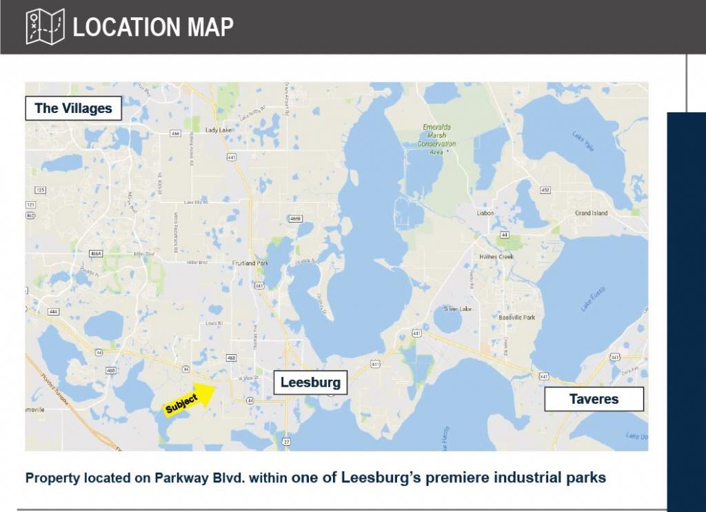 Sold: 3606 Parkway Blvd. In Leesburg, Florida | Saunders Ralston - Leesburg Florida Map