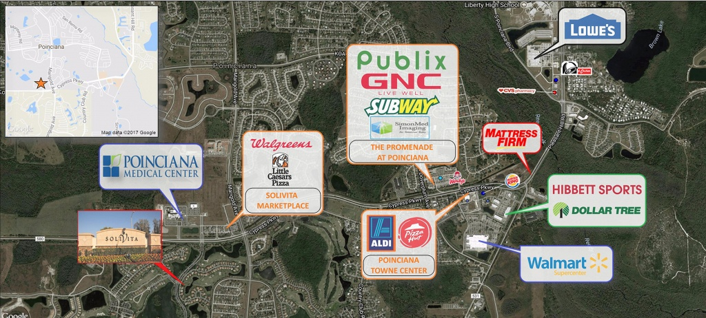 Solivita-Trade-Map-Rev-1 - Southeast Centers - Solivita Florida Map