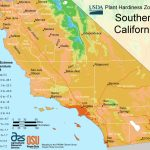 South California Plant Hardiness Zone Map • Mapsof   Growing Zone Map California