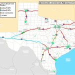 Speed Limits On Interstate Highways In Texas [4200X3519] : Mapporn   Map Of Texas Highways And Interstates