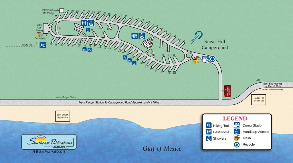 St George Island Map | Compressportnederland - St George Island Florida Map