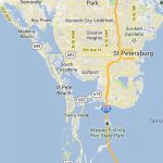 St. Pete Beach And Pass A Grille Florida | St Petersburg Clearwater   Naples Florida Beaches Map