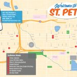St. Pete Map & Things To Do - Map Of St Petersburg Florida Area