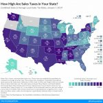 State And Local Sales Tax Rates, 2019 | Tax Foundation   Florida Property Tax Map