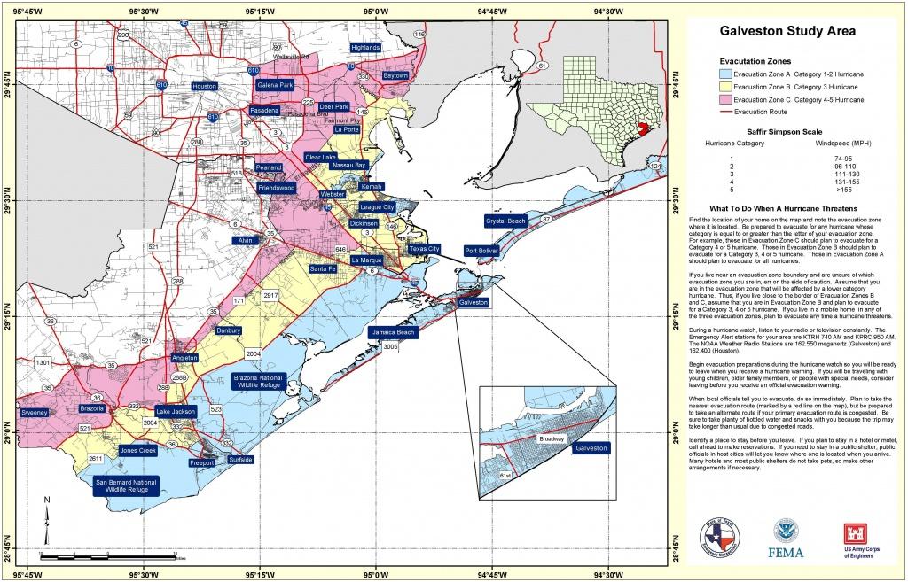 State Level Maps - Orange County Texas Flood Zone Map
