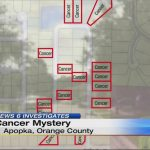 State: No Cancer Cluster In Apopka Neighborhood - Map Of Cancer Clusters In Florida