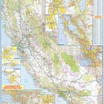 State Wall Maps Archives   Swiftmaps   Northern California Wall Map