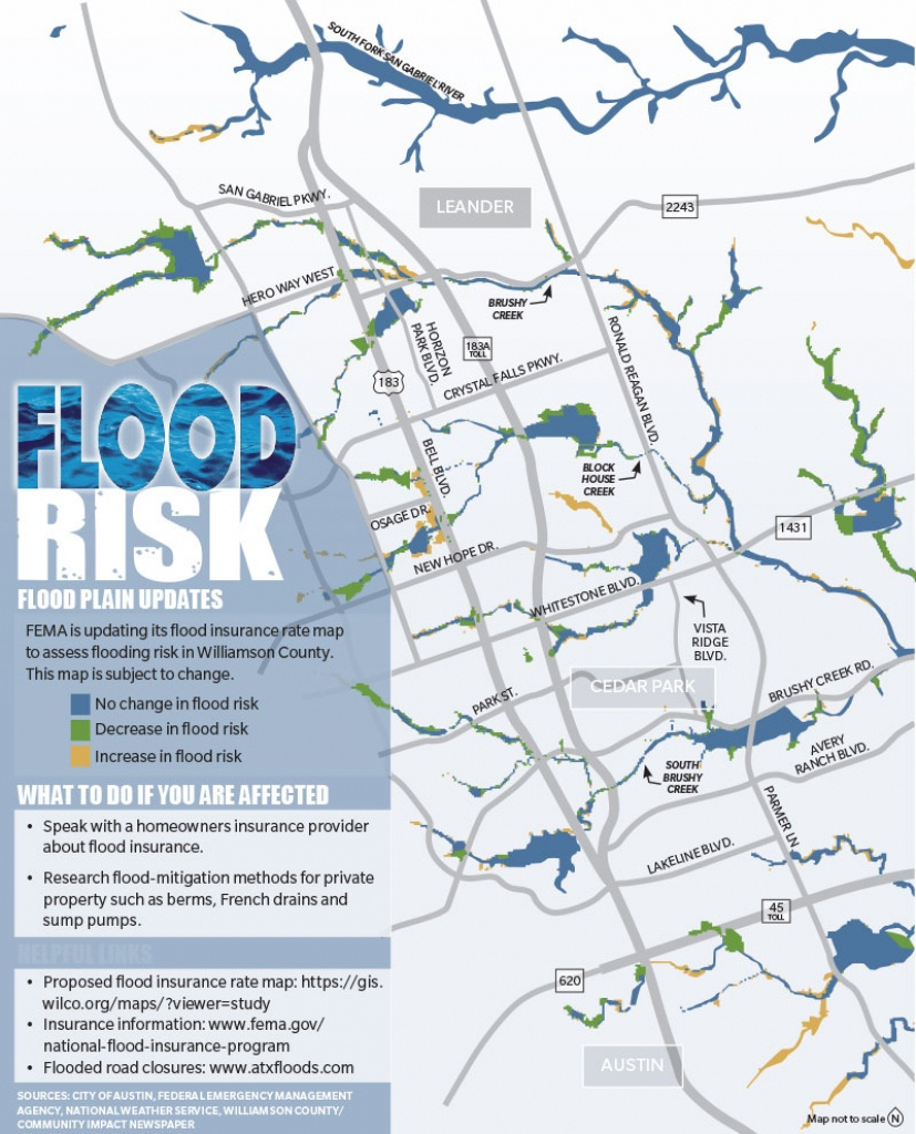 Story To Follow In 2019: Flood Insurance Rate Map Updates To Affect - Texas Flood Insurance Map