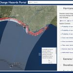 Strong Hurricane Impacts Predicted For Many Panhandle Beaches   Map Of Florida Panhandle Beaches