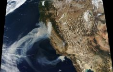 Stunning Satellite Images And Animations Offer A Sobering   Live Satellite Map California