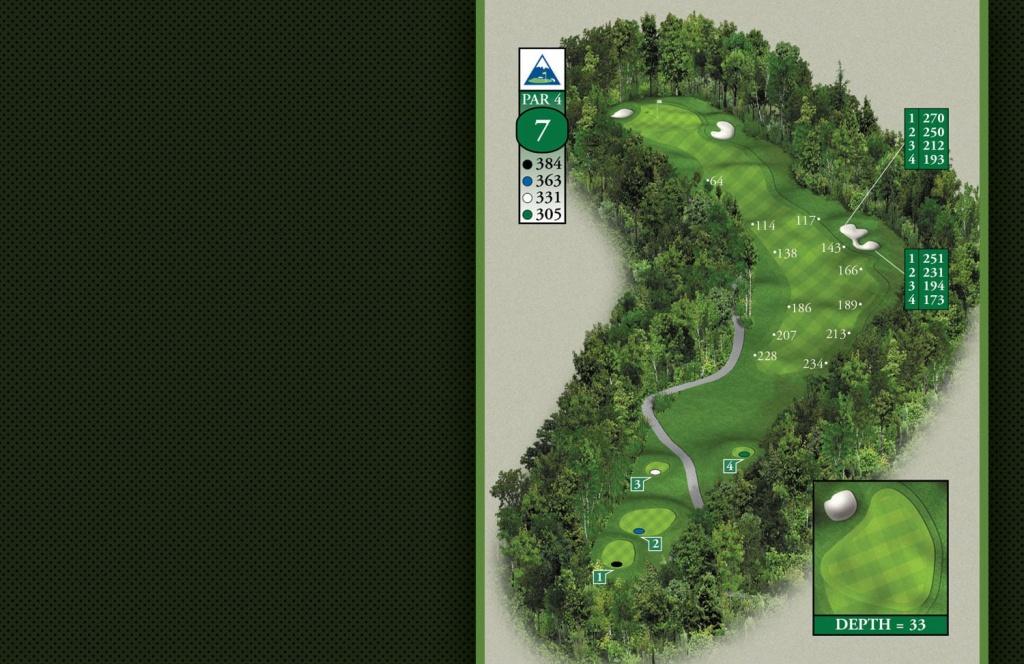 Sugarloaf Golf Club | Sugarloaf - Florida Golf Courses Map