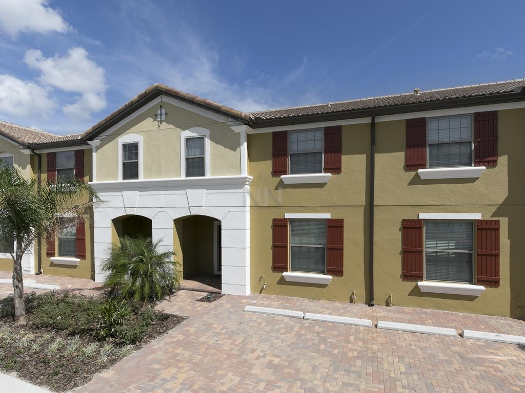 Sunset Home Disney - Solterra Resort Luxury Villas - Davenport, Fl - Davenport Florida Hotels Map