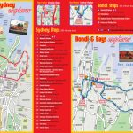 Sydney Maps   Top Tourist Attractions   Free, Printable City Street Map   Melbourne Tourist Map Printable
