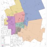Take A Look At Hutto Isd's New Elementary School Attendance Zones - Hutto Texas Map