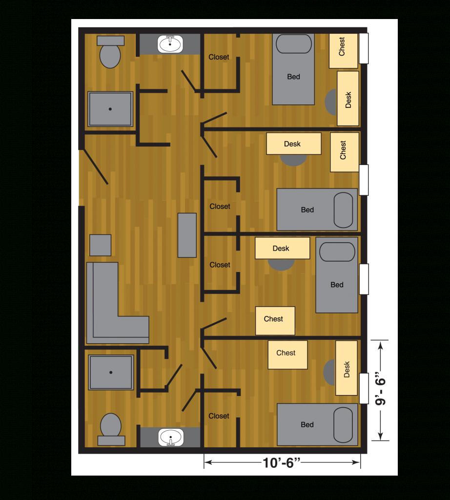Talkington Hall | Halls | Housing | Ttu - Texas Tech Housing Map