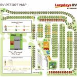 Tampa Rv Resort Map | Lazydays Rv In Tampa, Florida   Map Of Rv Parks In Florida