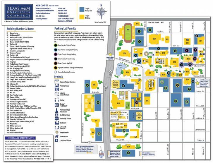Texas A&m Housing Map