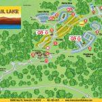 Temecula, California Campground   Temecula / Vail Lake Koa - California Campgrounds Map