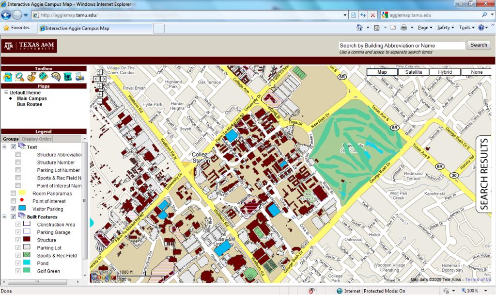 Texas A&m Campus Map | Business Ideas 2013 - Texas A&m Map