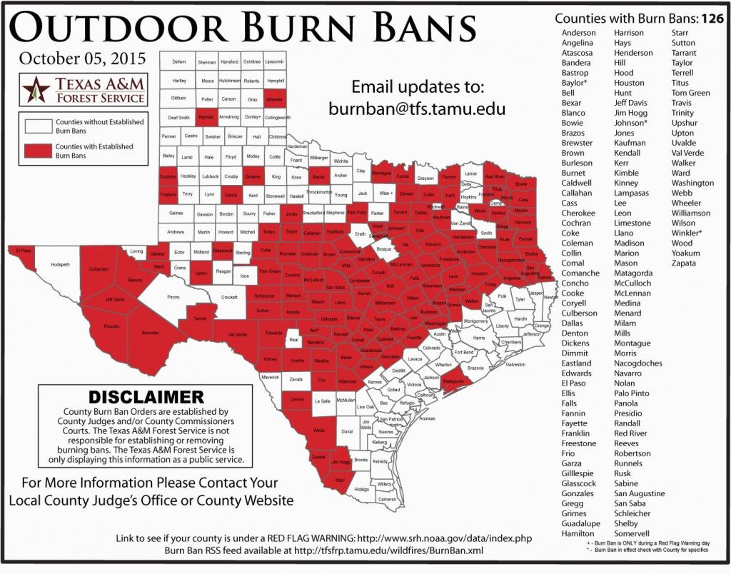 Texas Burn Ban Map   Secretmuseum - Texas Burn Ban Map
