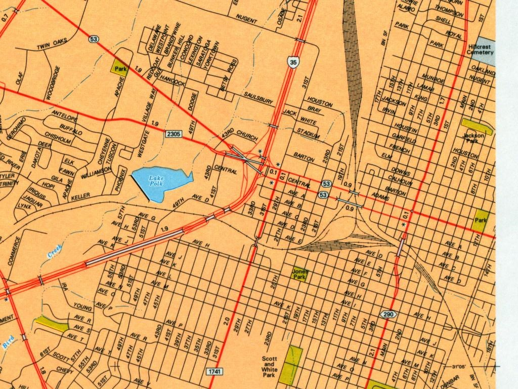 Texas City Maps - Perry-Castañeda Map Collection - Ut Library Online - Carthage Texas Map