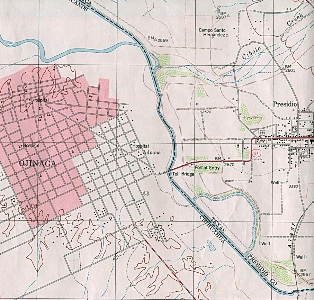 Texas City Maps - Perry-Castañeda Map Collection - Ut Library Online - Google Maps Brenham Texas