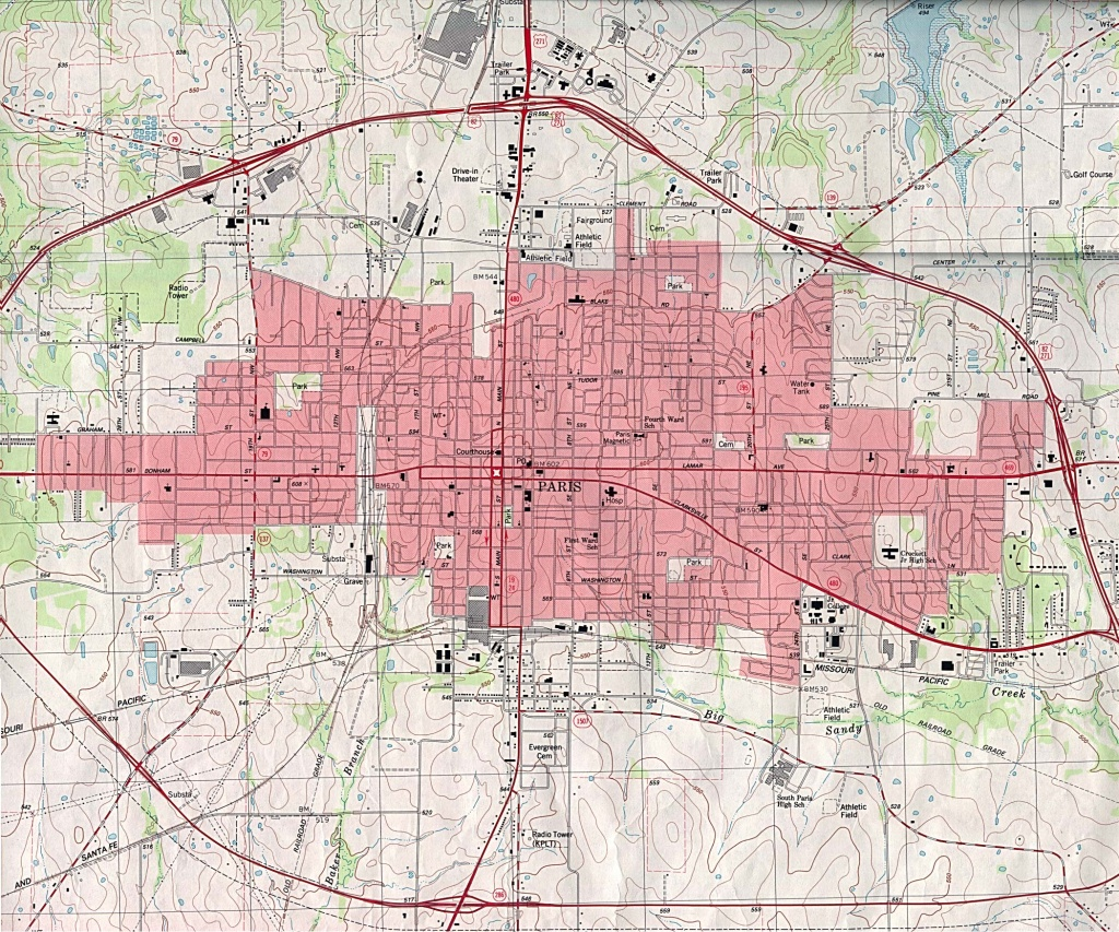 Texas City Maps - Perry-Castañeda Map Collection - Ut Library Online - Google Maps Lubbock Texas