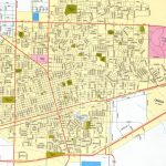 Texas City Maps - Perry-Castañeda Map Collection - Ut Library Online - Texas Gis Map