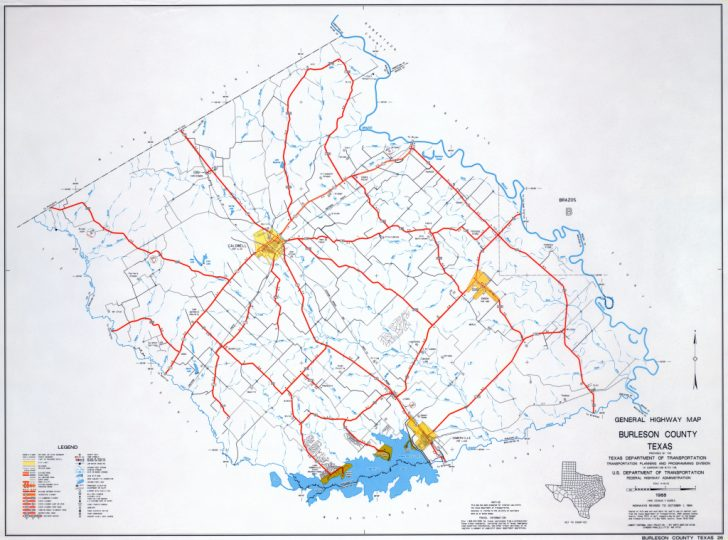 Falls County Texas Map