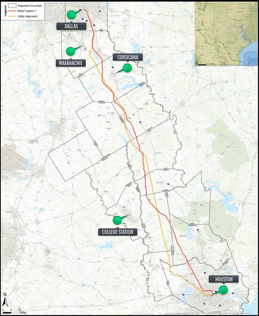 Texas High Speed Rail Map | Business Ideas 2013 - Texas High Speed Rail Map