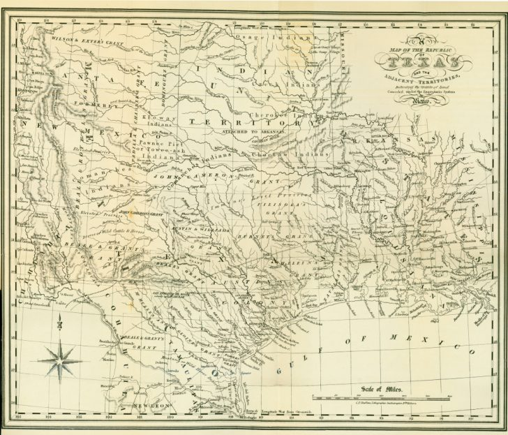 Free Old Maps Of Texas