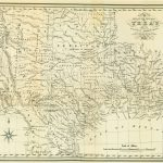 Texas Historical Maps - Perry-Castañeda Map Collection - Ut Library - Old Texas Maps For Sale