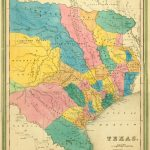 Texas Historical Maps   Perry Castañeda Map Collection   Ut Library   Stephen F Austin Map Of Texas